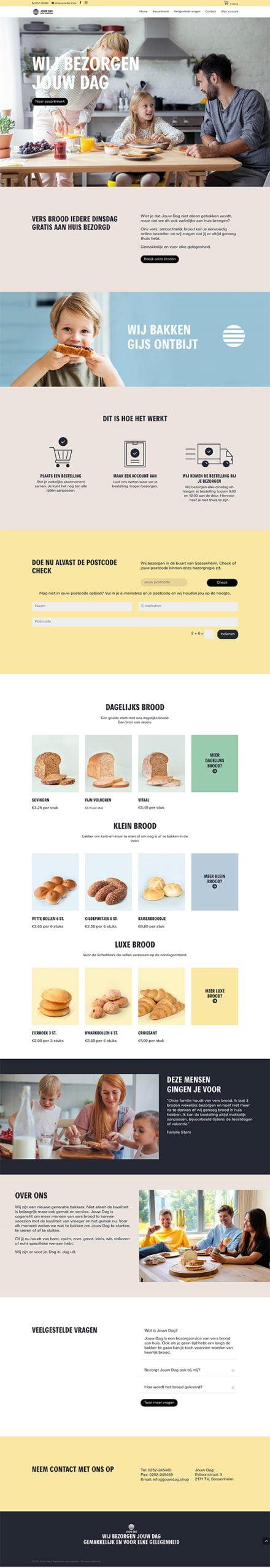 Jouw Dag Brood