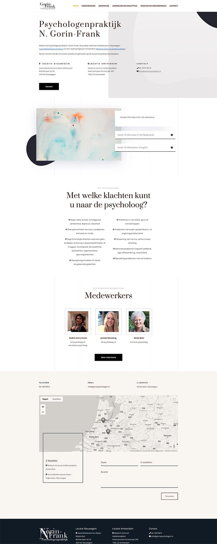 Gorin Psychologen